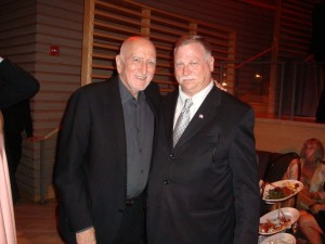 Dominic Chianese of The Sopranos and The Godfather Part II
